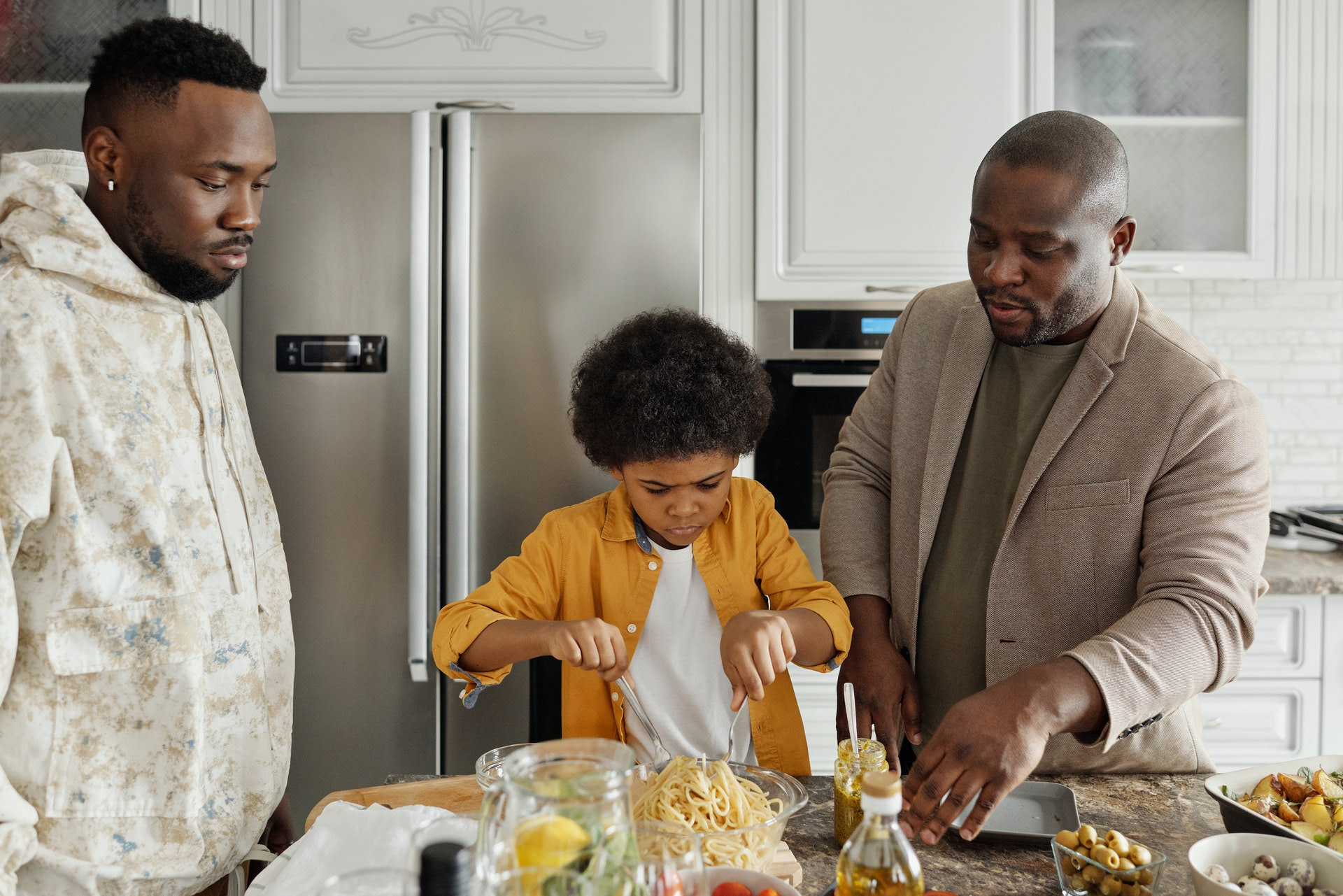 How Cooking Is Powerful For Gleeful Family Bonding?
