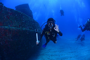 These Are The 7 Terrific Experience Of Deep-Sea Divers