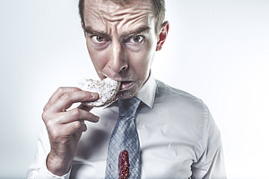 3 Easy Ways To Stop Stress Eating