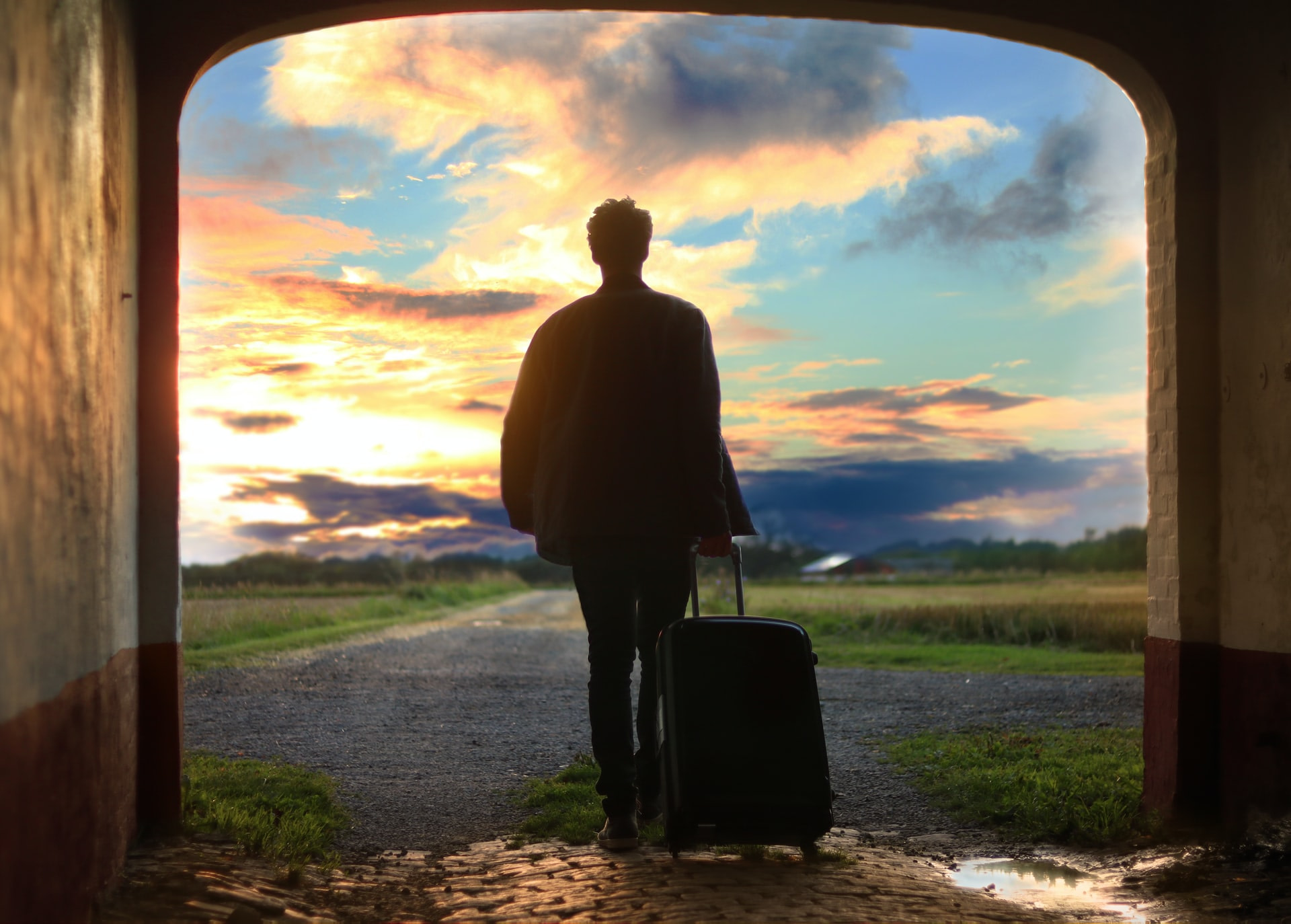 Do You Need to Leave the House to Travel?